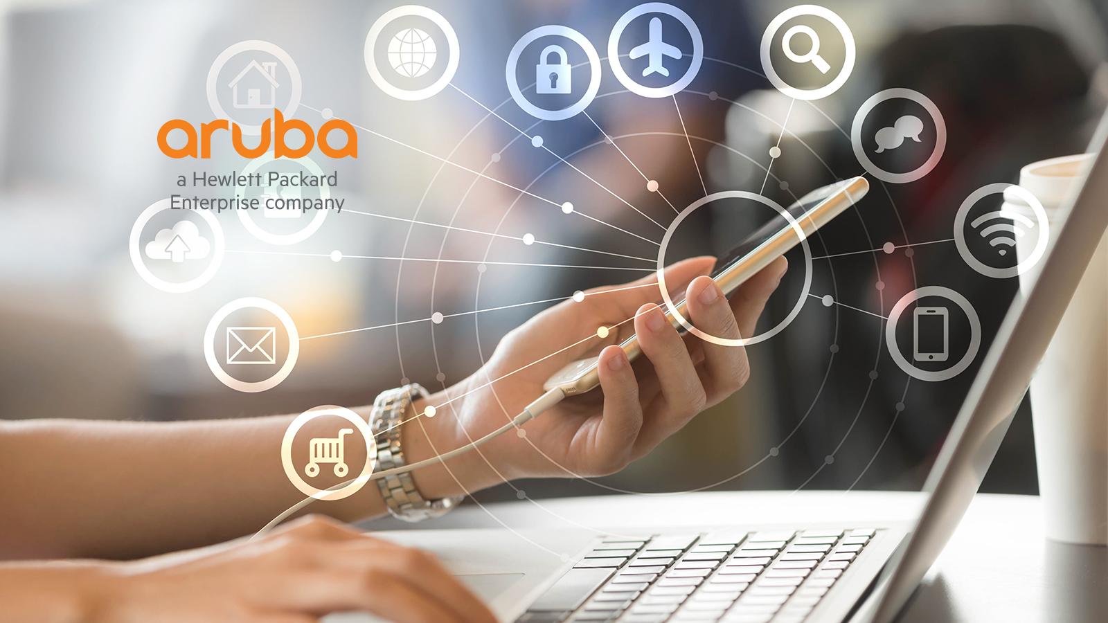"Webinar ""Aruba Networks – network solutions portfolio"""