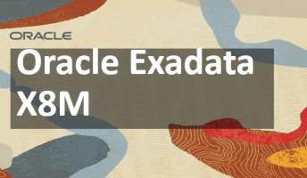 Вебинар «Oracle Exadata X8M»