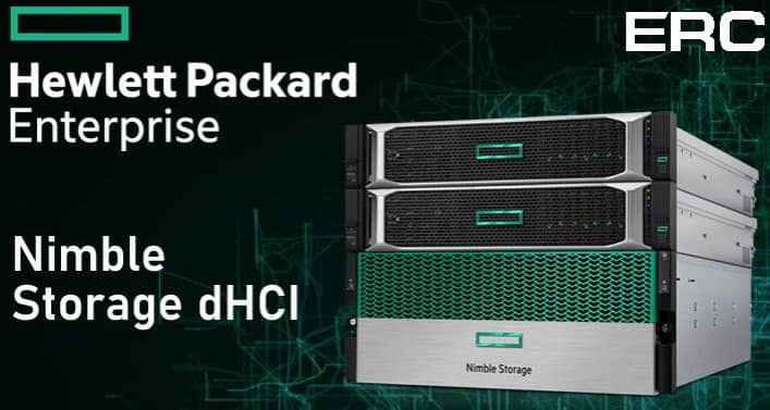 Вебінар з огляду ексклюзивного рішення HPE Nimble Storage dHCI