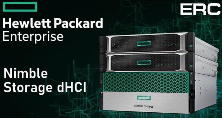 Вебинар с обзора эксклюзивного решения HPE Nimble Storage dHCI