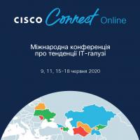 Віртуальна конференція Cisco Connect Online!