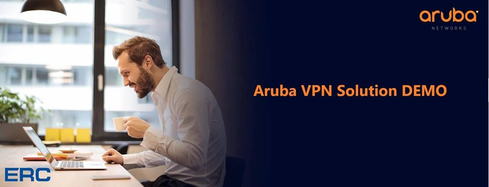 Вебинар «Aruba VPN Solution DEMO»