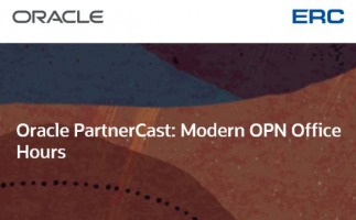 Вебинар для партнёров Oracle «OPN Partner Office Hours»