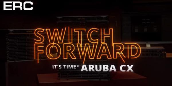 """Вебінар """"Нова серія комутаторів Aruba OS CX""""!"""