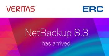 Veritas NetBackup 8.3 – уніфікований захист даних для інфраструктури будь-якого типу і масштабу