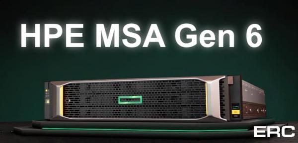 HPE оновила лінійку масивів для SMB, представивши MSA Gen6 1060 і 2060.