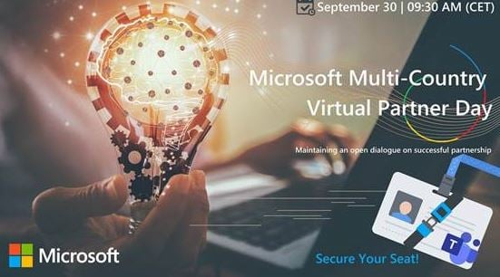Виртуальный день партнера Microsoft