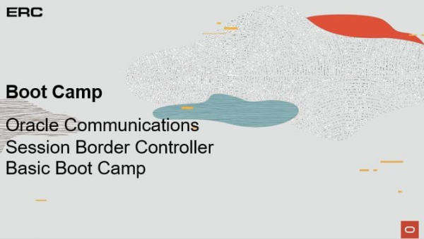 Boot Camp «Oracle Communications Session Border Controller Basic Boot Camp»