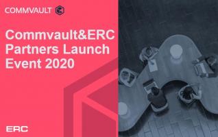 Вебинар для партнеров от Commvault: «Обновлено портфолио Intelligent Data Management»