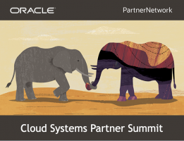 3-годинний Cloud Systems Partner Summit