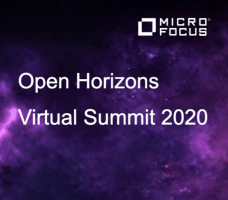 OPEN HORIZONS VIRTUAL SUMMIT 2020
