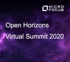 Open Horizons Virtual Summit 2020