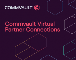 Commvault Virtual Partner Connections