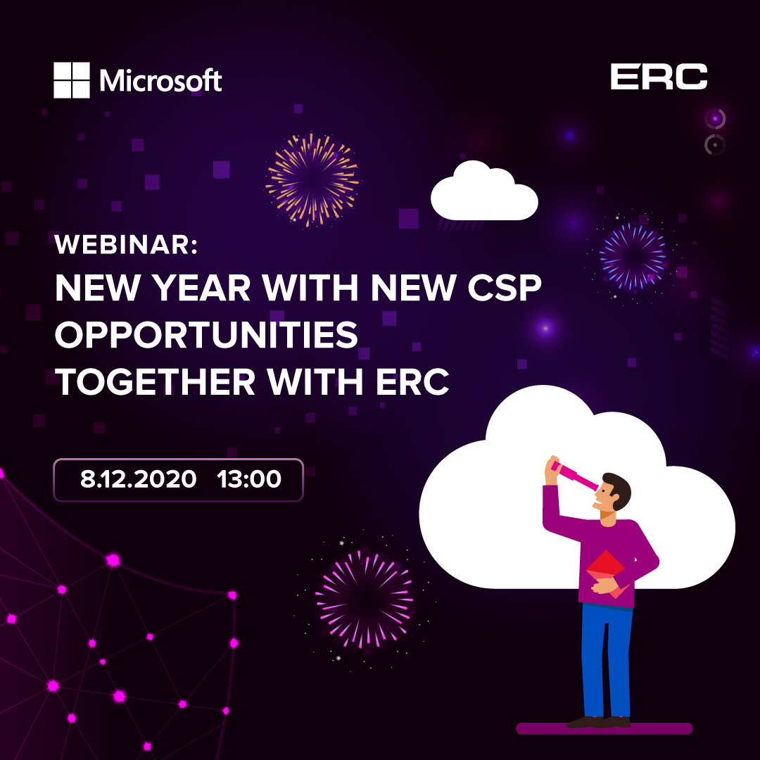 Webinar 'New Year with new CSP opportunities with ERC'
