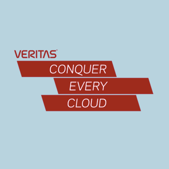 "Veritas ""Conquer Every Cloud"""