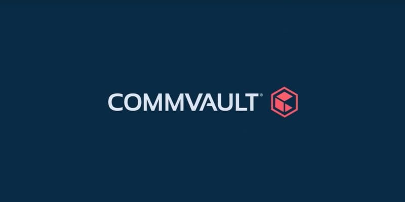 There are many tasks, one solution: Commvault!