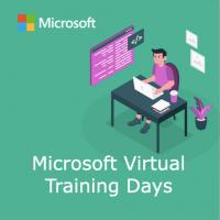 We invite you to participate in Microsoft Virtual Training Days!