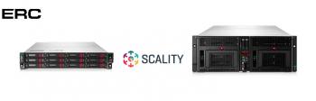 Рішення HPE для SCALITY. Система зберігання файлів і об'єктів Scale-Out Enterprise