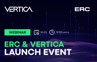 ERC&VERTICA Launch Event