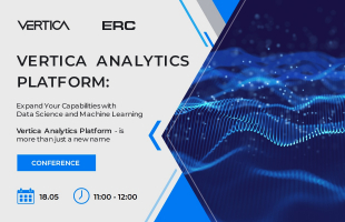 Vertica Analytics Platform: Expand Your Capabilities with Data Science and Machine Learning