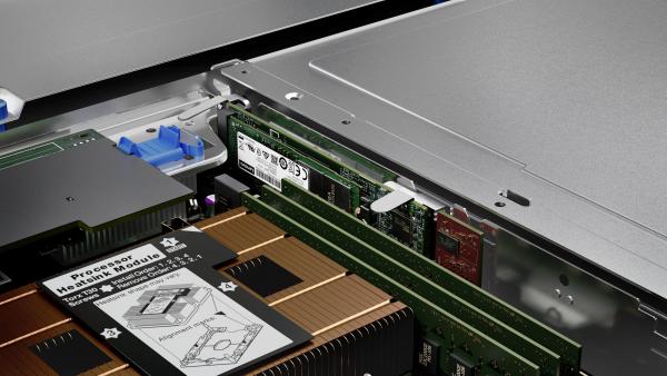 Технология Lenovo ThinkAgile HX
