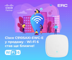 Cisco Embedded Wireless Controller on C9105AX Access Point!
