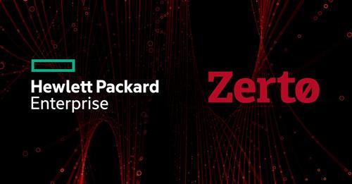 Компанія HPE оголосила про покупку ізраїльського стартапу Zerto!