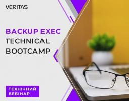 Backup Exec Technical Bootcamp