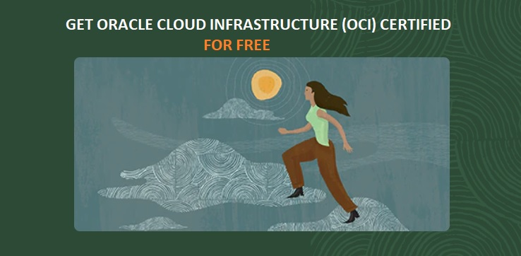 Oracle Cloud Infrastructure!