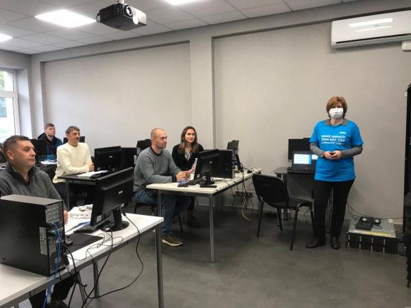 Офіційно розпочали курс тренінгів з Microsoft CSP!