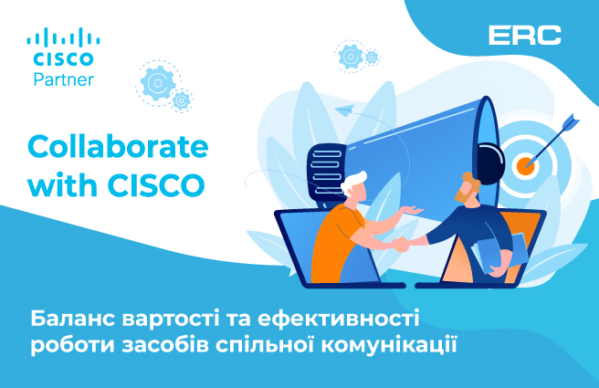 Collaborate with CISCO