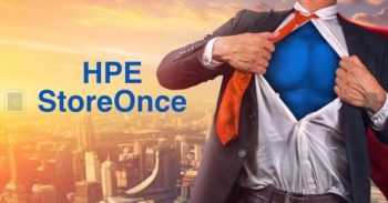 HPE анонсировала новые Супергеройском StoreOnce