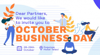 October Business Day by ERC