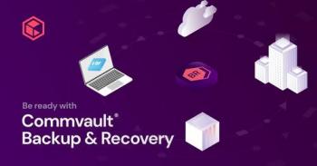 Будьте готові з Commvault Backup & Recovery!